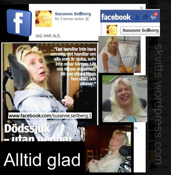 Susanne ALS