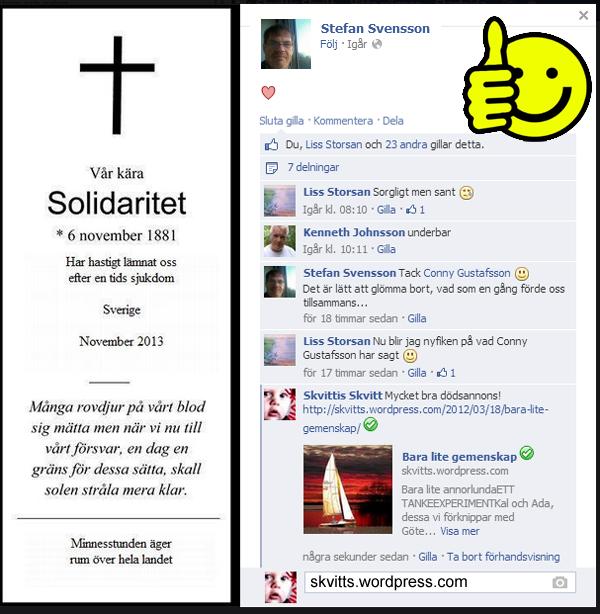 Död solidaritet